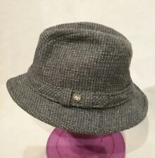 d7b47fcc6663f Traveler country gentleman crushable Trilby hat tweed made in USA