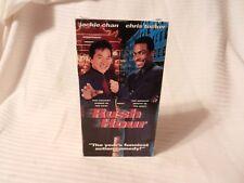Rush Hour (Vhs, 1999) Jackie Chan, Chris Tucker