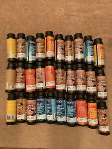 REDKEN COLOR GELS LACQUERS  PERMANENT HAIR COLOR YOUR CHOICE NEW SMOKE COLORS