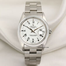 Full Set Rolex Date 15200 Stainless Steel