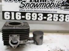 Yamaha Enticer 340 R/Mag Snowmobile Engine Cylinder, Piston Excell III Ovation