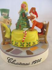 Disney Grolier 1996 Christmas in Wonderland Limited Edition Figurine 5383/25,000