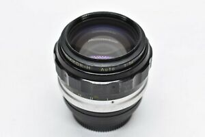 [EXC+++++] NIKON NIKKOR-H AUTO 85mm F1.8 Ai Converted MF Lens from JAPAN #1959
