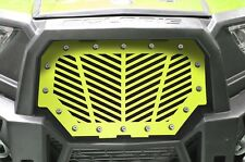 Steel Grill for Polaris Part RZR 1000 XP 2015-17 RZR 900 S Lime Squeeze V-STRIPE