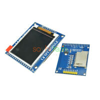 1.8In Mini Serial SPI TFT LCD Module Display with ST7735B IC SD PCB Adapter CA