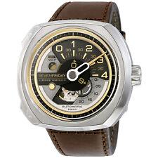 Sevenfriday V-Series 12 Applied Galvanic Parts Mens Watch V2-1