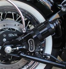 Borraccia + Supporto Harley Davidson Softail spinger -2007 LATO DESTRO BLACK