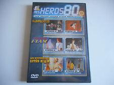 DVD - MES HEROS 80 N° 11 / 6 EPISODES - ZONE 2