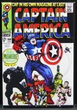 "Captain America #100 Comic Book 2"" X 3"" Fridge / Locker Magnet."