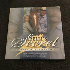 PARELLI'S SECRET: An Introduction To Natural Horsemanship BRAND NEW DVD shrnkwrp