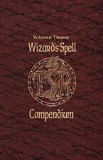 Wizard's Spell Compendium, Volume 3 Advanced Dungeons & Dragons