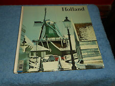 HOLLAND Paul Van Vliet 1970 First Edition W. van Hoeve nv THE HAGUE Picture BOOK
