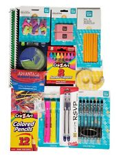 NEW Back to School Supplies Kit Essentials Bundle Pack Ready For Students.
