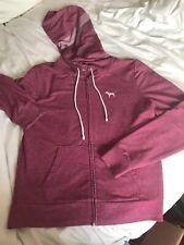 PINK Victorias Secret Hoodie XS Zip Up Sports Wear Gym Wear