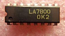 LA7800 / IC / DIP / 1 PIECE (QZTY)