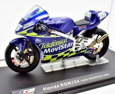 VÉHICULES-JOUETS MOTO GP HONDA RSW 250 ÉCHELLE 1:24 PEDROSA 2004 MOTOGP