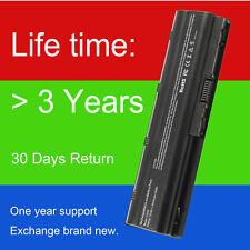 for HP Pavilion dv7 dv6 dv5 g6 g7 dm4 G72 593553-001 COMPAQ Laptop Battery USA