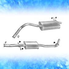 Auspuff Nissan Kubistar 1.2 55 KW 75 PS 2006-2009 Abgasanlage Auspuffanlage 0776