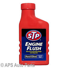 STP Engine Flush Petrol Diesel Oil Flushing Treatment Additive 450ml New