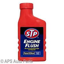 Motor de STP al ras Gasolina Gasoil Rubor tratamiento aditivo 450ml Nuevo