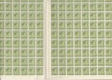 VF (Very Fine) Australian Pre-Decimal Stamp Blocks, Sets & Sheets