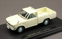 Model Car Scale 1:43 diecast Ebbro Datsun 1300 Truck vehicles road