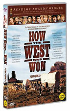 [DVD] How The West Was Won (1962) John Wayne, Gregory Peck (2-DISC) *NEW