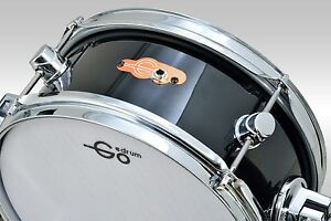 """10 inch Electronic Bass Drum with Stand without Pedal / 10"""" Kick Drum Mesh Head"""