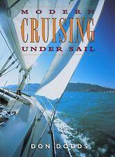 Modern Cruising Under Sail Book 2001 English Paperback Brand New Free Shipping