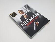 BLACK BARONS #3 HITMAN: Agent 47 FullSlip Blu-Ray Steelbook Like Filmarena