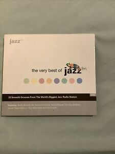 Various Artists - Very Best of Jazz FM - 2 CDs 2001 Like New