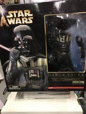 Star Wars Kotobukiya Darth Vader Vinyl Model Statue New 2002