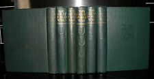 ** The Great War A History - Frank A. Mumby, Frank  6 VOLUMES, HB.