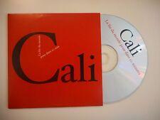 CALI : LA FIN DU MONDE POUR DANS 10 MIN [CD SINGLE PORT GRATUIT]
