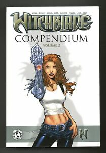 Witchblade Compendium HC Limited Edition 2-1ST FN/VF 7.0 2009