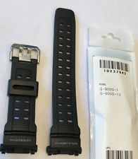 CASIO Original G-Shock  Band  G-9000-1    Black  Strap G-9000  G9000