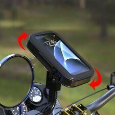 Holder Bag Case Waterproof Motorcycle Mount Phone Bicycle Handlebar Cell Bike