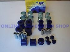 Suits Jeep Cherokee XJ 94-01 SUPER PRO Full Front Suspension Bush Kit SUPERPRO