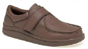 Mens Ladies Gents  Leather Velcroish Light Bowls Bowling Shoes Grey /Tan / White