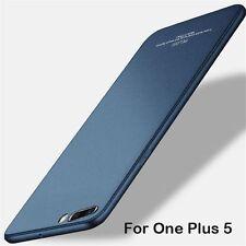 Ultrafino A prueba de golpes Suave TPU Carcasa Cover Case Funda para OnePlus 5
