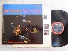 Gabor Szabo – The Sorcerer Etichetta: Impulse! – A-9146 - LP made in USA 1967