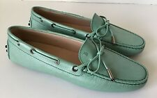 New TOD'S  Tie Driving Loafers Shoes Moccasin