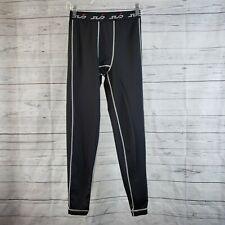 Sub Sports Mens Compression Pants Sz XL Black Base Layer