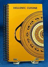 Saints Constantine & Helen Hellenic Cuisine Cookbook: A Greek Recipe Collection