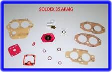 Alfa Romeo Giulietta TI, Sprint, Spyder, Solex Vergaser Rep.Satz 35 APAIG