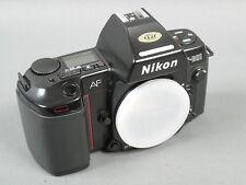 Nikon F-801 AF body, s. g., voll funktionsf. Zustand!