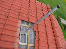 Dachsparrenhalter 1m Mast Profi Aufdach Sparrenhalter High Quality Sat Halter