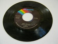 Jerry Wallace A Better Way To Say I Love You/My Wife's House 45 RPM MCA Records