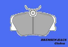 Bremsbeläge vorne Mercedes 200D-300E (W124)  Bj 84-98  nicht 24V