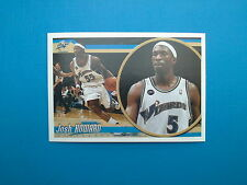 2010-11 Panini NBA Sticker Collection n.157 Josh Howard Washington Wizards